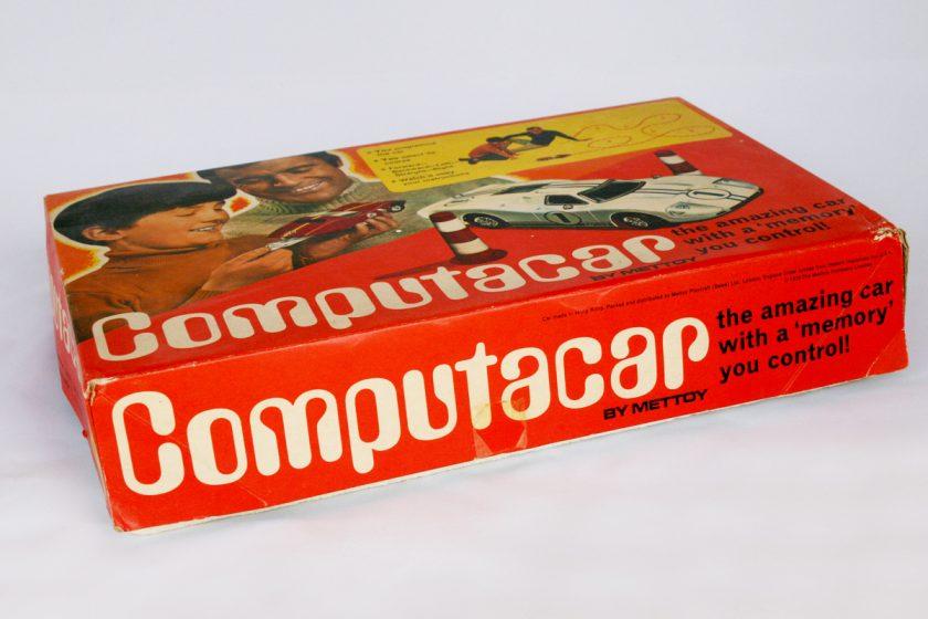Mettoy Computacar