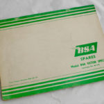 BSA B44 Victor Parts Catalogue