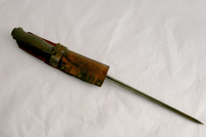 World War One bayonet for sale at Spa Cottage Collectbles