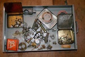 All kinds for motorcycle related parts that are as yet catalogued.