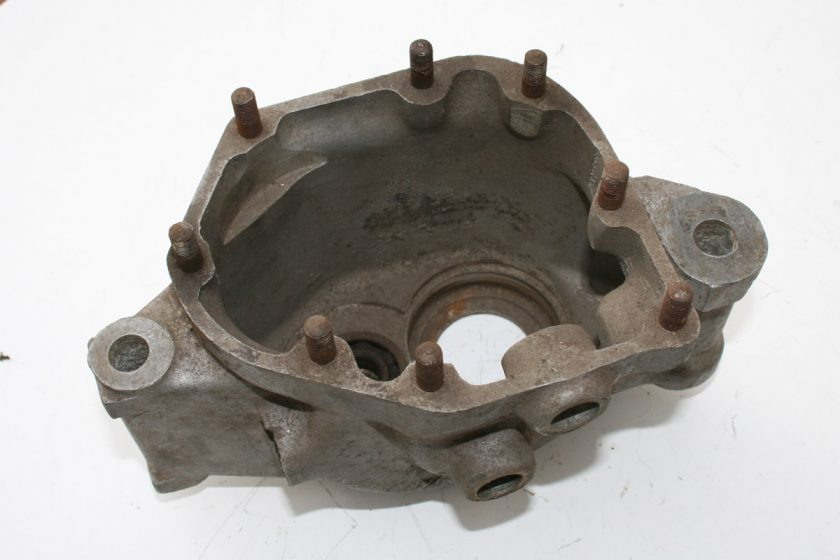 Norton lay down type gearbox shell for sale at Spa Cottage Collectables