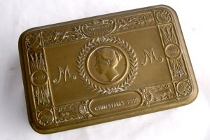 Princess Mary Gift Fund 1914 Brass Box