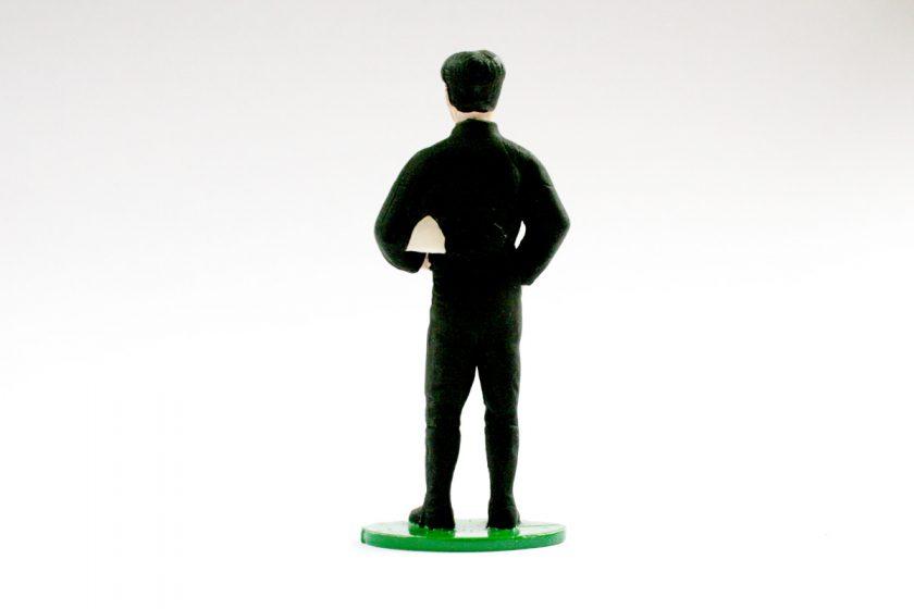 Geoff Duke Miniature Figurine by George Doswell
