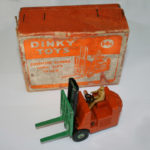 Dinky Toys 14C Coventry Climax Fork Lift Truck