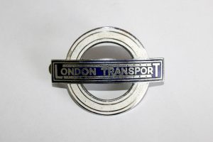 London Transport Cap badge for sale at Spa Cottage Collectables