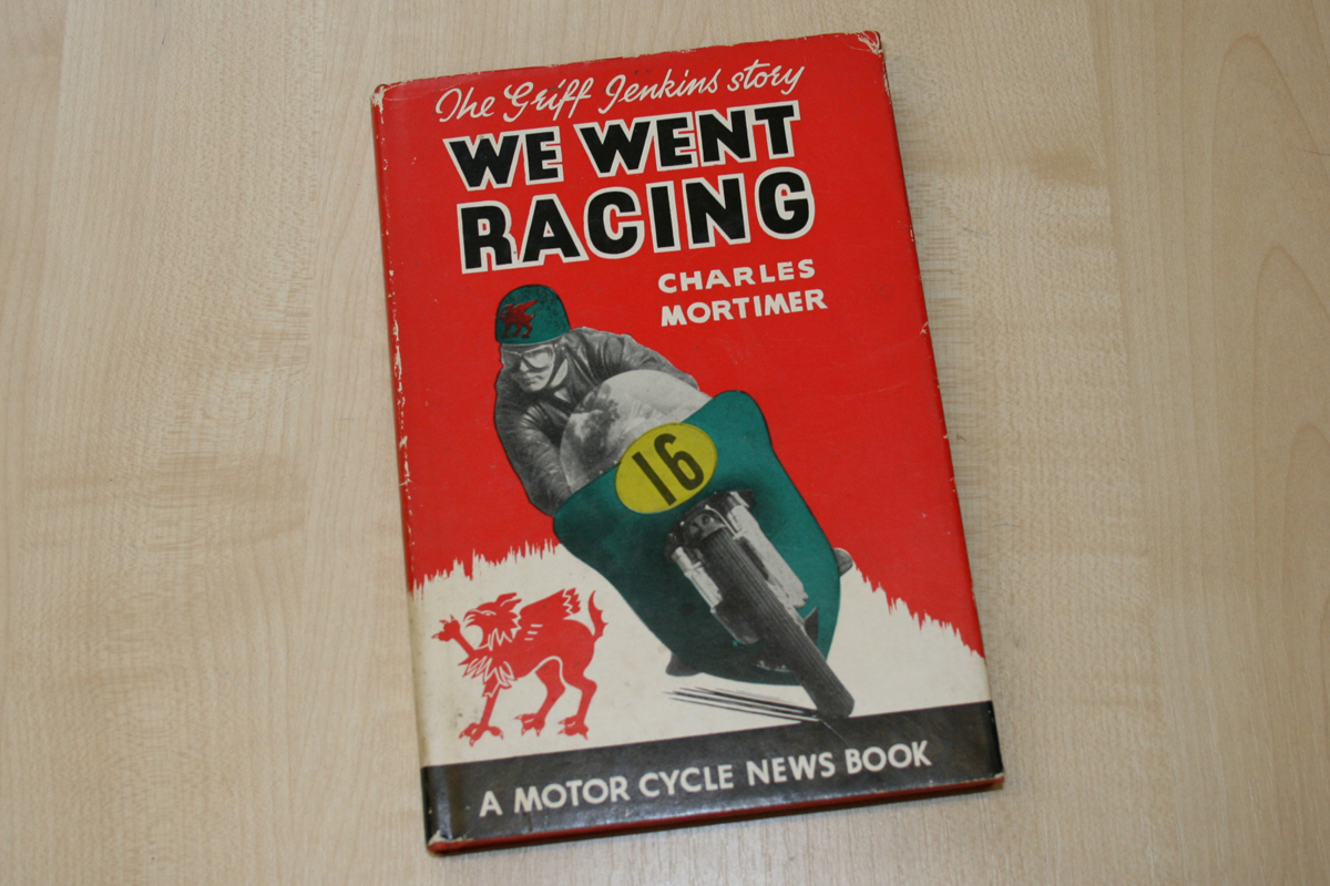We Went Racing By Charles Mortimer  1966